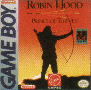 Robin Hood: Prince of Thieves per Game Boy