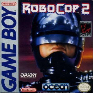 RoboCop 2 per Game Boy