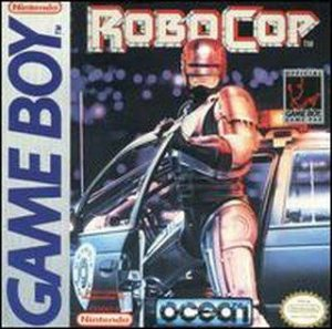 Robocop per Game Boy