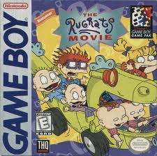 Rugrats: The Movie per Game Boy
