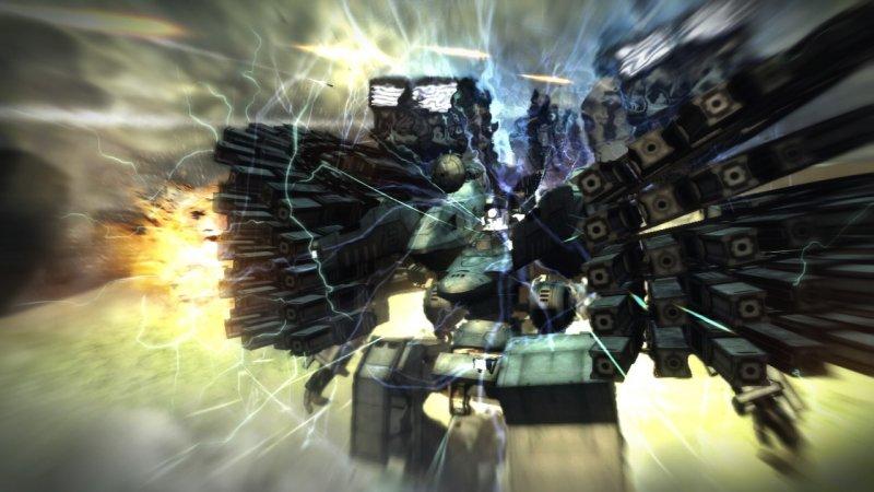 La Soluzione di Armored Core V
