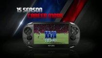 Fifa 12 - Trailer del gameplay PS Vita
