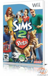 The Sims 2: Pets per Nintendo Wii