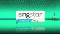 SingStar Vol. 3 - Trailer di lancio