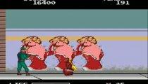 The Ninja Warriors - Gameplay
