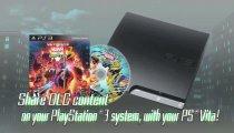 Ultimate Marvel Vs. Capcom 3 - Trailer della versione PlayStation Vita