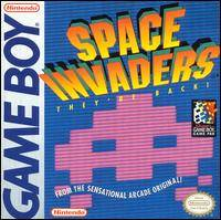 Space Invaders per Game Boy