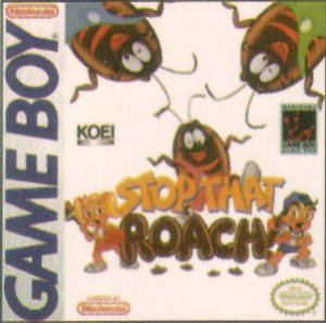 Stop That Roach! per Game Boy
