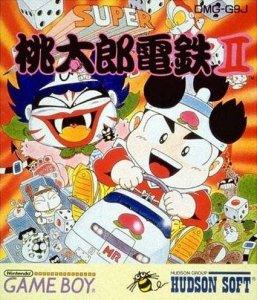 Super Momotarou Dentetsu II per Game Boy