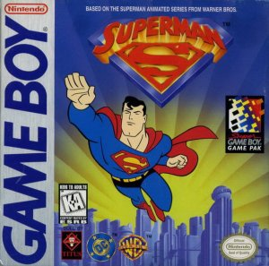Superman per Game Boy