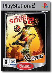 FIFA Street 2 per PlayStation 2