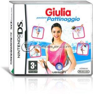 Giulia Passione Pattinaggio per Nintendo DS