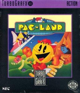 Pac-Land per PC Engine