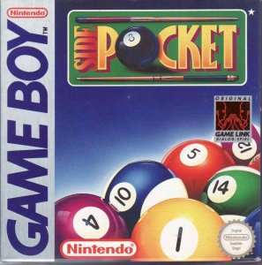 Side Pocket per Game Boy