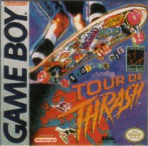 Skate Or Die: Tour de Thrash per Game Boy