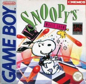 Snoopy's Magic Show per Game Boy