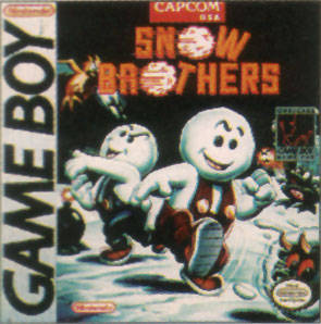 Snow Brothers per Game Boy