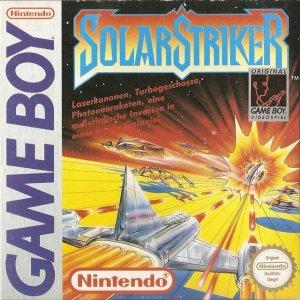 Solar Striker per Game Boy