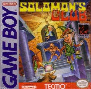Solomon's Club per Game Boy