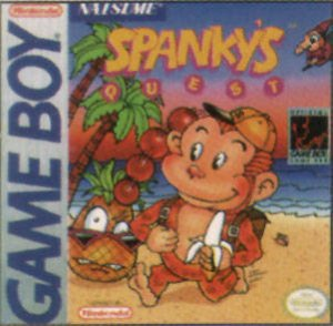 Spanky's Quest per Game Boy