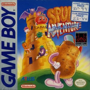 Spud's Adventure per Game Boy