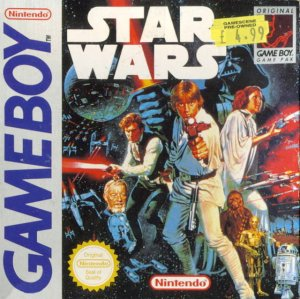 Star Wars per Game Boy