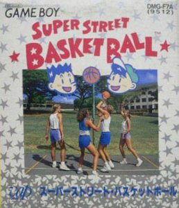 Super Street Basketball per Game Boy
