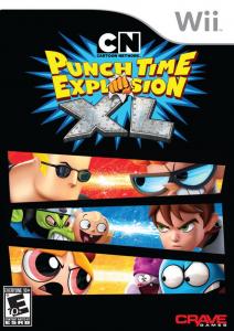 Cartoon Network: Pugni a volontà XL per Nintendo Wii