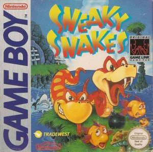 Sneaky Snakes per Game Boy