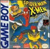 Spider-Man and the X-Men: Arcade's Revenge per Game Boy