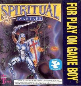 Spiritual Warfare per Game Boy