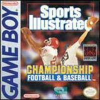 Sports Illustrated: Championship Football & Baseball per Game Boy