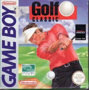 Sports Illustrated Golf Classic per Game Boy