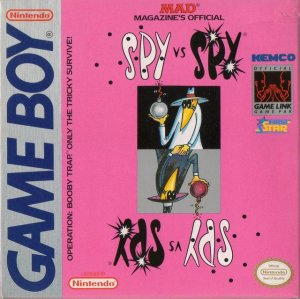 Spy vs. Spy per Game Boy