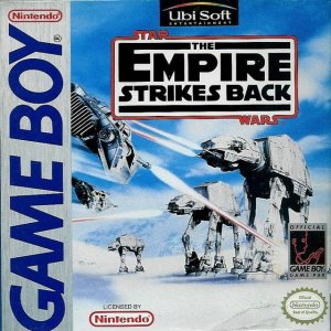 Star Wars: The Empire Strikes Back per Game Boy