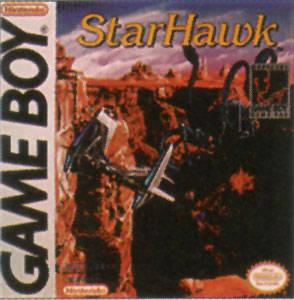 Starhawk per Game Boy