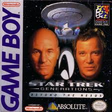 Star Trek Generations: Beyond the Nexus per Game Boy