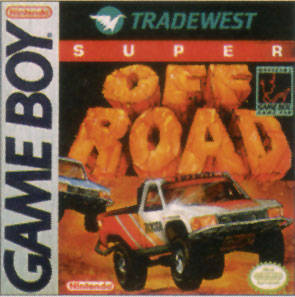 Super Off Road per Game Boy