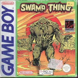 Swamp Thing per Game Boy