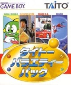 Taito Variety Pack per Game Boy