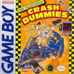 The Incredible Crash Dummies per Game Boy