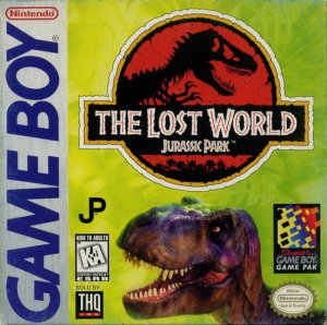 The Lost World: Jurassic Park per Game Boy