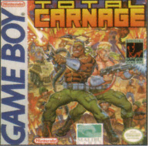 Total Carnage per Game Boy