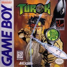 Turok per Game Boy