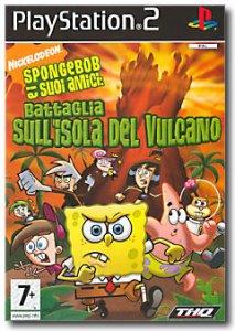Spongebob e i suoi Amici: Battaglia sull'Isola del Vulcano per PlayStation 2