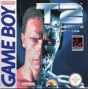 Terminator 2: Judgement Day per Game Boy