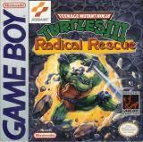 Teenage Mutant Hero Turtles III: Radical Rescue per Game Boy