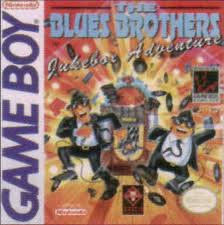 The Blues Brothers Jukebox Adventure per Game Boy