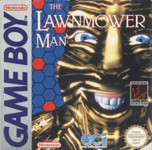 The Lawnmower Man per Game Boy