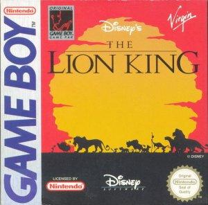 The Lion King per Game Boy